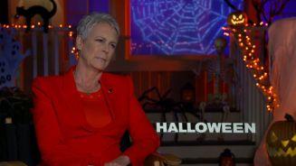 Jamie Lee Curtis spricht leidenschaftlich über neuen 'Halloween'-Film