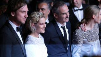In Cannes: Lars Eidinger flirtet mit Kristen Stewart