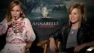 Kinder im Horrorfilm: Die wahren Stars in Annabelle 2