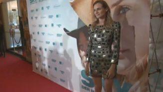 Beinfreie Premiere: Diane Kruger stolz auf neuen Film