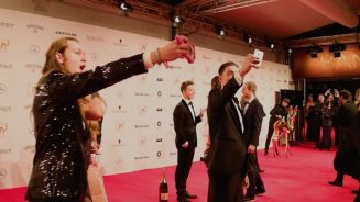 Bambi-Verleihung in Berlin: Stars im 'Mannequin-Fieber'