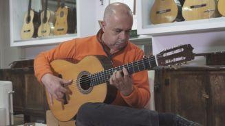 Instrument der Gitarren-Götter: Die spanische 'Conde'