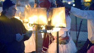 Stadt in Flammen: New Orleans am Mardi Gras