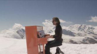 Großes Ziel: Musiker will am Nordpol Piano spielen