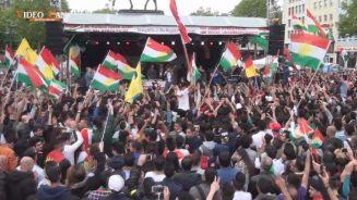 Kurdischer Rap: Syrischer Flüchtling singt über Heimat