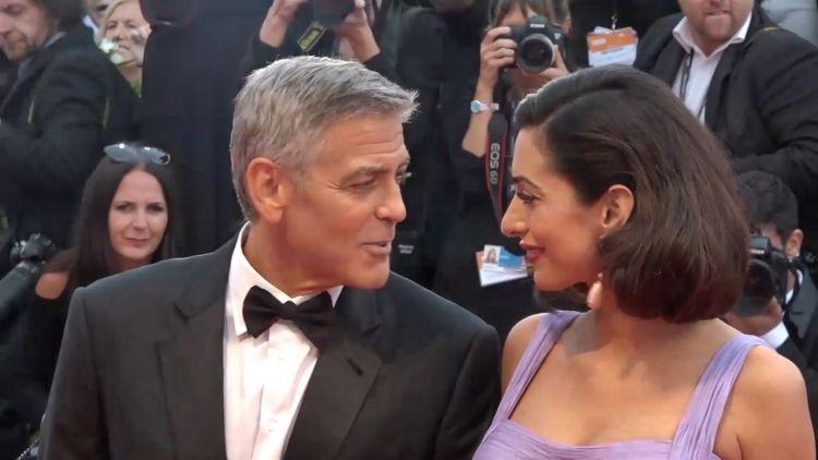 Amal Clooney: Comeback auf dem roten Teppich