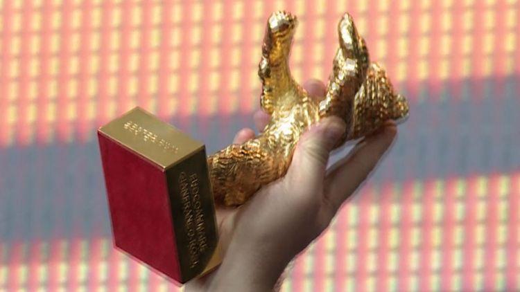 Berlinale: Flüchtlings-Doku gewinnt Goldenen Bären