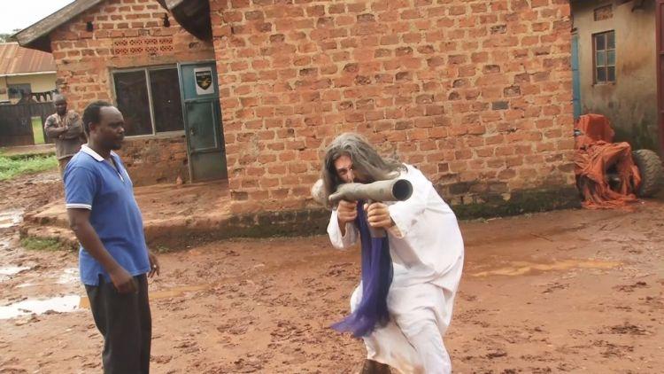 Hollywood für Arme: Action aus den Slums von Uganda