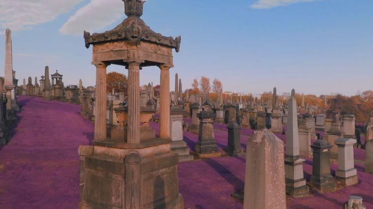 'Glasgow Necropolis': Ein Friedhof mit mysteriöser Vergangenheit