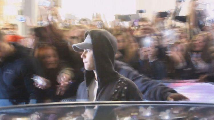 Weil Bieber nicht kommt: Proteste in Argentinien